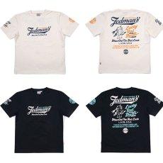画像1: テッドマン半袖抜染Tシャツ『 LRD 』 (1)