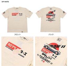 画像2: カミナリ カミナリワークスTシャツKMT-KMT-187『Newカミナリモータース』 (2)