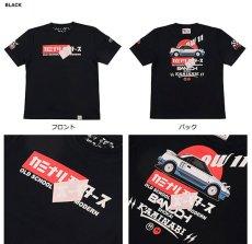 画像3: カミナリ カミナリワークスTシャツKMT-KMT-187『Newカミナリモータース』 (3)