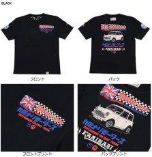 画像3: カミナリ カミナリワークスTシャツKMT-KMT-186『Classic3298』 (3)