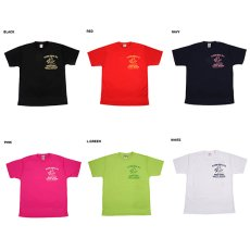 画像1: テッドマン半袖抜染TシャツTTDRYT-200『ドライTシャツ』 (1)