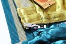 画像7: 花旅楽団 SCRIPT 牡丹と獅子刺繍スカジャン SSJ-026 (7)