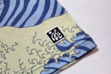 画像8: 【いまは昔別注】波に紋鯉半袖Tシャツ【華鳥櫻×いまは昔】 (8)