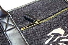 画像5: 参丸一(サンマルイチ) 刺繍唐草トートバッグ【SZ-505419】 (5)