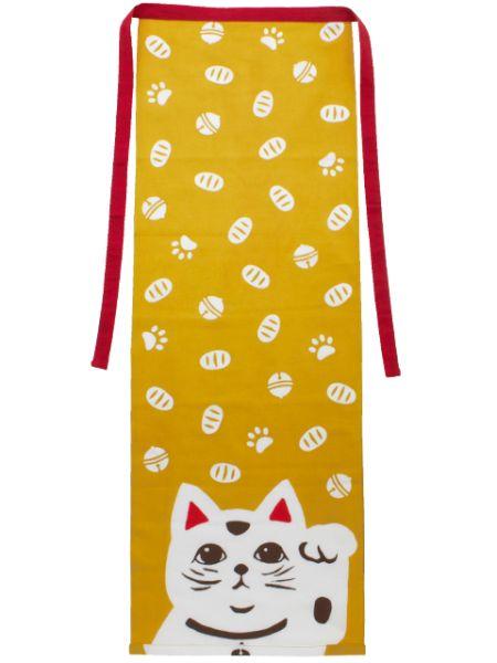 画像1: 招き猫ふんどし【日本製】 (1)